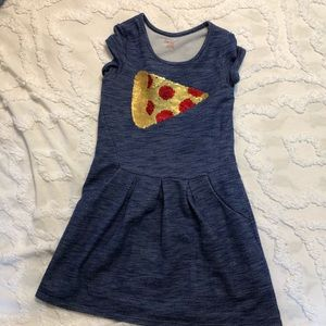 Dresses - You up for pizza or kindness?  How about both!?